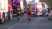Tragiczny wypadek w Szczecinie. Jedna osoba nie żyje, wśród 12 rannych są dzieci