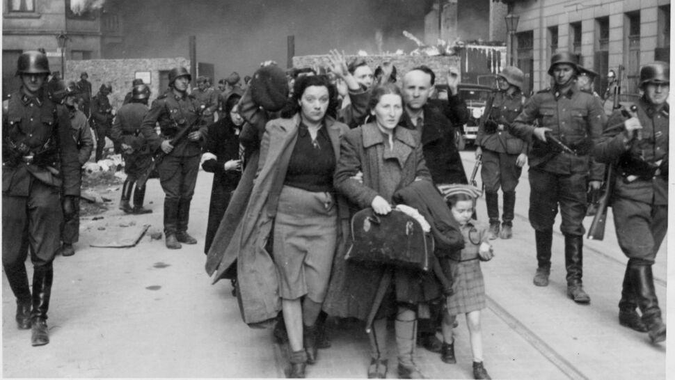 76 lat temu w warszawskim getcie wybuchło powstanie