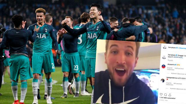 Kontuzjowany kapitan Tottenhamu: chłopaki, kocham was