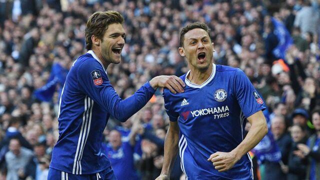 56cfd1233 Chelsea pokonała 4:2 Tottenham i awansowała do finału pucharu Anglii ...