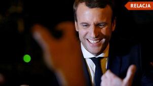 Macron i Le Pen w drugiej turze. Tak relacjonowaliśmy ich wyścig po zwycięstwo