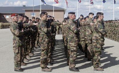Szczyt NATO potwierdził rozmieszczenie czterech batalionów w Polsce i krajach bałtyckich
