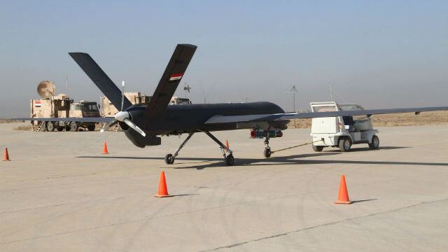 Chiński dron pierwszy raz zabił. Nalot na dżihadystów w Iraku