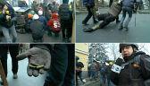 """""""To zdecydowanie nie wygląda na zawieszenie broni"""". Reporter TVN24 w centrum walk w Kijowie"""