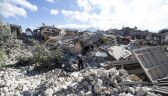 Premier Włoch dziękuje ekipom ratunkowym po trzęsieniu ziemi