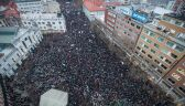 Ogromna skala protestów w małej Słowacji