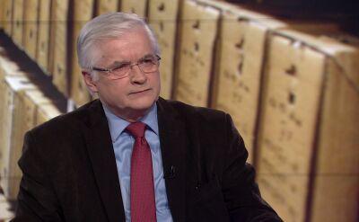 Cimoszewicz: osad braku zaufania  w stosunkach z Izraelem pozostanie na długo