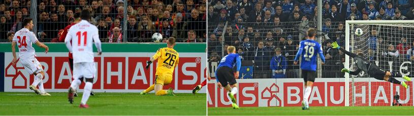 Podcinki, strzały z dystansu. Kto strzelił najładniejszego gola w Pucharze Niemiec?