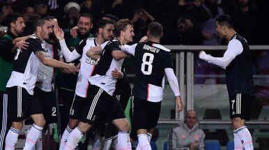 Derby Turynu dla Juventusu. Szczęsny się nie zmęczył