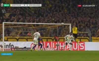 Najważniejsze momenty meczu Borussia Dortmund - Borussia Moenchengladbach