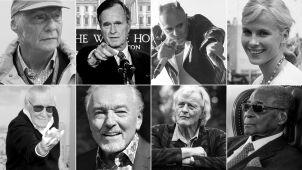 Bush, Oz, Gott, Nykaenen, Hauer… Wspominamy tych, którzy odeszli