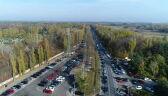W Warszawie dojazdy do cmentarzy są utrudnione