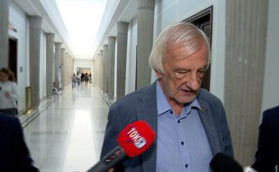 Ryszard Terlecki o postanowieniu Sądu Najwyższego dotyczącego protestu wyborczego PiS w okręgu 75.