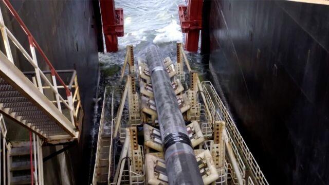 """""""Die Welt"""": USA i Ukraina nie przegrały w sprawie Nord Stream 2"""