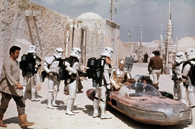 """""""Nikt nie wierzył w Gwiezdne Wojny"""""""