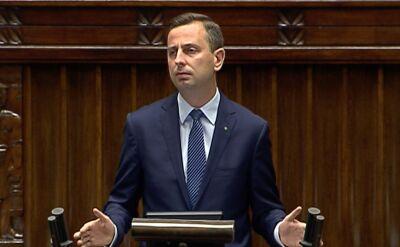 Szef PSL odniósł się do wystąpienia ministra Błaszczaka