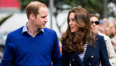 William i Kate w Polsce