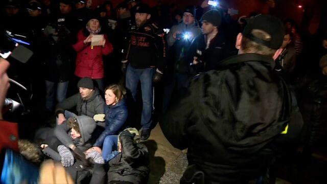 Blokowali wjazd na Wawel, zostali ukarani grzywnami. Złożyli sprzeciw do sądu