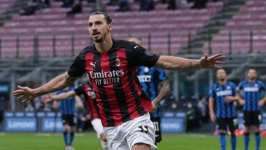 Po zakażeniu ani śladu. Zlatan - Inter 2:1