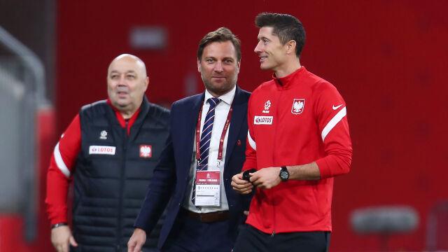 """Lewandowski czuje się lepiej. """"Powinien być do dyspozycji"""""""