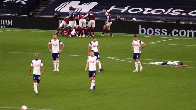 Niesamowity powrót drużyny Fabiańskiego. Dziesięć minut wstrząsnęło Tottenhamem