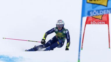 Sezon alpejski wystartował. Dublet Włoszek w slalomie gigancie
