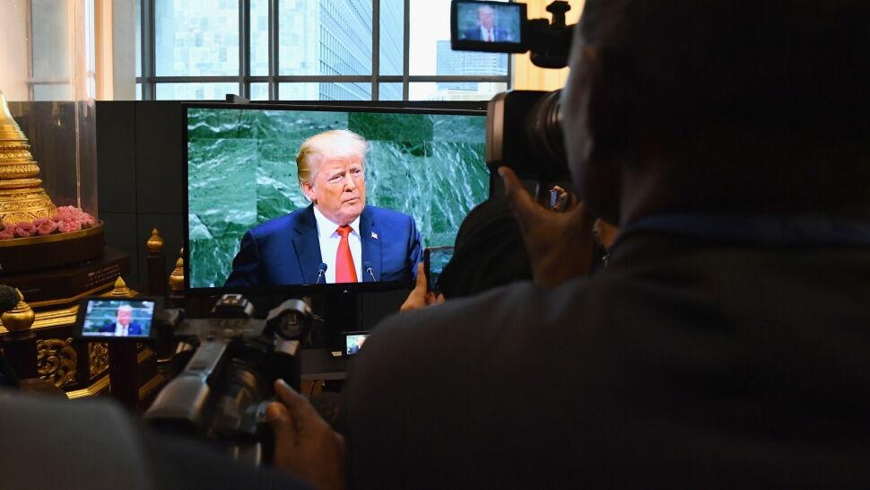 """W kuluarach sesji ONZ """"wszyscy zwrócili uwagę  na to, że Polska była wymieniona"""" przez Trumpa"""