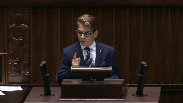 XXIV sesja Sejmu Dzieci i Młodzieży