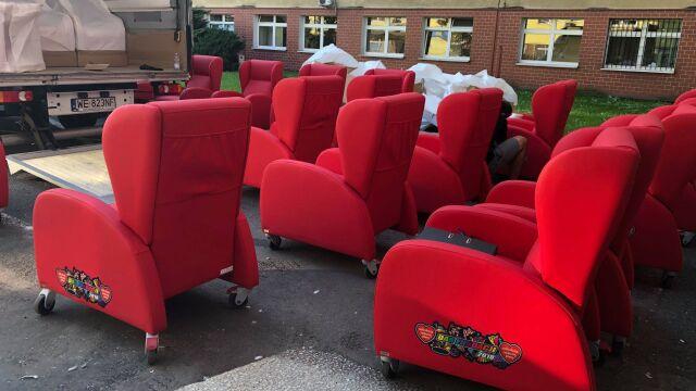 Nowe fotele mają służyć rodzicom przez wiele lat