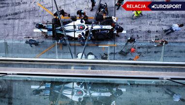 Kubica zakończył testy w Abu Zabi. Później niż planowano