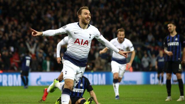 Tottenham wymęczył sukces. Messi z kosmicznym rekordem
