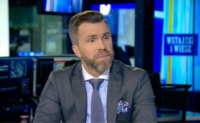 Cała rozmowa z mecenasem Zbigniewem Romanem w TVN24