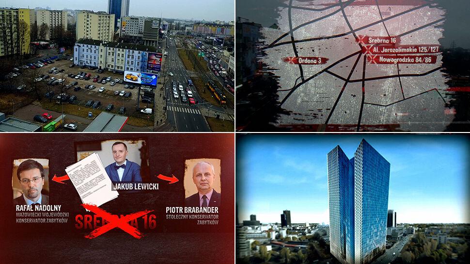 Spółka Srebrna kontrolowana jest przez najbliższych ludzi prezesa Kaczyńskiego