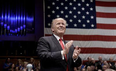 Za trzy dni wizyta Trumpa w Polsce