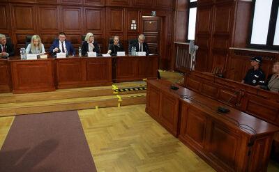 Zieliński i Błaszkowski komentują przesłuchania Marcina i Katarzyny P.