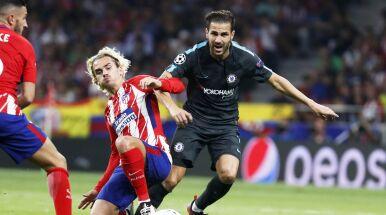 Skuteczne Czerwone Diabły, Chelsea zdobyła Madryt. Zwycięstwa Juve i Barcy