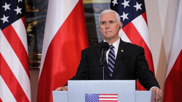 Pence: relacje między Stanami Zjednoczonymi a Polską są mocniejsze niż kiedykolwiek