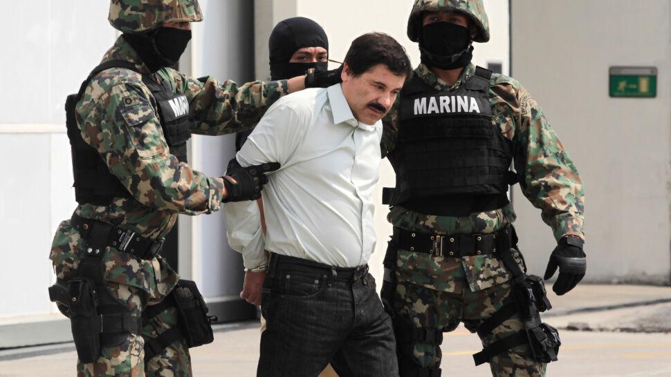 """Torturował, zabijał, zginęły tysiące. """"El Chapo"""" winny wszystkich stawianych mu zarzutów"""