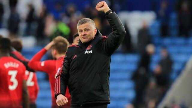 """Anglicy przekonani. """"Solskjaer pozostanie menedżerem United"""""""
