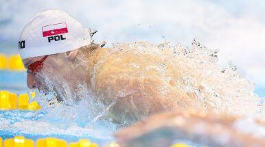 Polacy bez błysku na pływackich mistrzostwach świata. Rekordy bili inni
