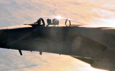 Myśliwce w powietrzu. NATO i Szwedzi ćwiczą nad Bałtykiem