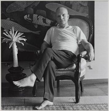 Truman Capote, 1981