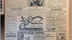 """""""Express Poranny"""" z 6 września 1930 r."""