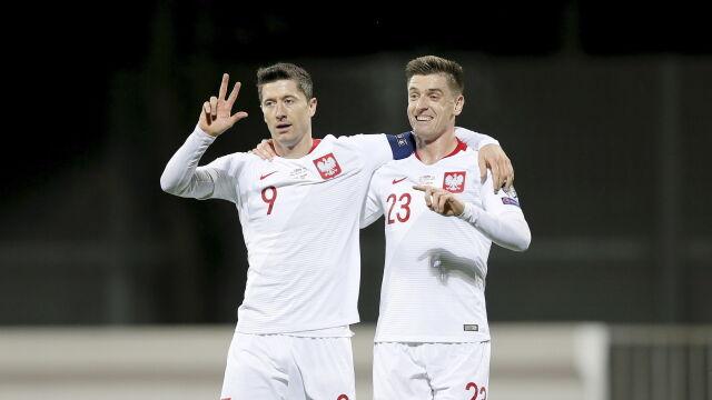 Zadanie wykonane. Łotwa - Lewandowski 0:3