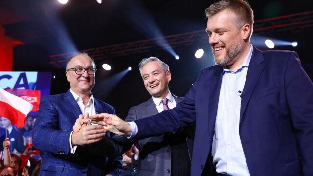 Czarzasty: Razem wróciliśmy do Sejmu