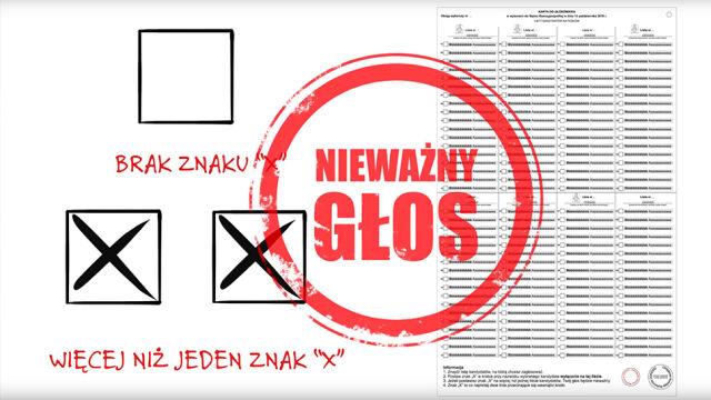 Jak oddać głos w wyborach do Sejmu i Senatu? Jak przeliczane są głosy na mandaty?