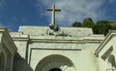 Rząd Hiszpanii prosi opata o zgodę na ekshumację Francisco Franco