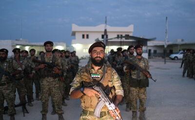 Ankara: Celem ofensywy wyeliminowanie zagrożenia kurdyjskiego