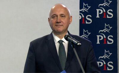 Brudziński: Trzeba głosować na PiS, by nie powstała eklektyczna koalicja chaosu