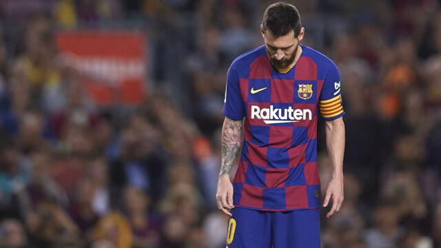 """Messi chciał odejść z Barcelony. """"Czułem się źle traktowany"""""""